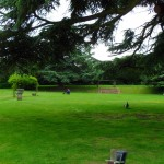 Pendley Manor grounds